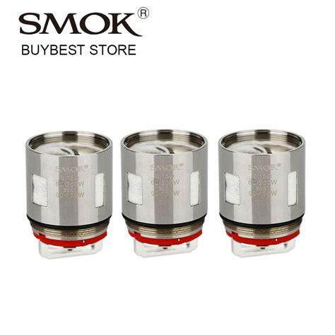 Authentic Smok Tfv12 X4 Coil V12 X4 Series original 3pcs pack smok tfv12 v12 x4 coil atomizer 0