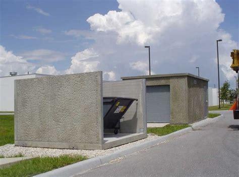 Essex Skyline Floor Plans precast concrete garbage enclosures precast buildings