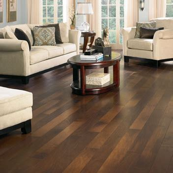 Living Room Design Hardwood Floors Living Rooms Flooring Idea American Classics Walnut