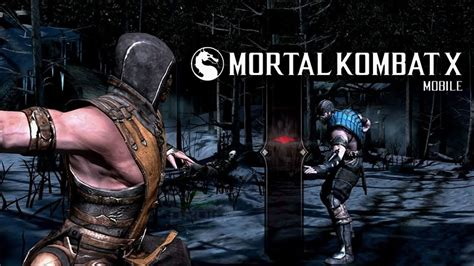 mortal kombat for android mortal kombat x ios android gameplay trailer iphone 6 plus gameplay