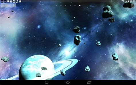 Total 3d Home Design Review Asteroids 3d Live Wallpaper Android Apps On Google Play