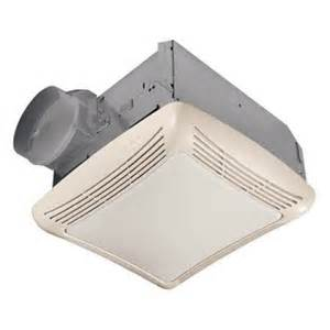 nutone bathroom fans broan nutone 769rft bathroom ventilation fan light