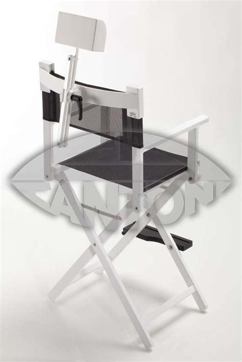 professional makeup chair alu white make up chair makeupchair aluminiumchair