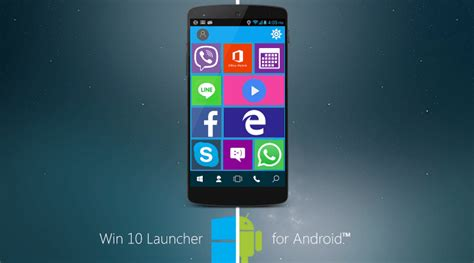 windows launcher for android 7 best windows 10 launchers for your android smartphone