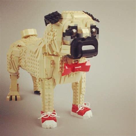 lego pug a lego pug monkey me legos saturday morning lego and favorite things