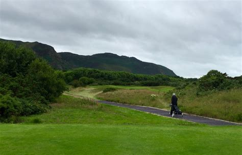 Surrounded By Gorse by The Travelling Golfer Conwy Golf Club