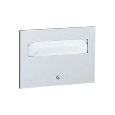seat cover dispenser mounting height bobrick b 3013 trimlineseries recessed seat cover