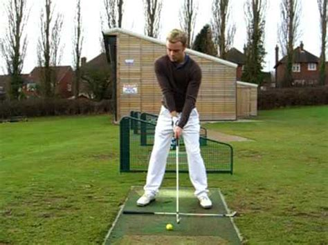 Sle Left Handed Golf Swing Tips Youtube