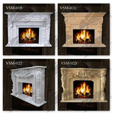 Cheap Fireplaces by Marble Fireplace Mantels Cheap Fireplace Mantel