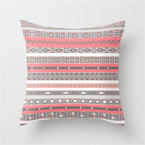 Aztec Print Throw Pillows by Houzz Home Design Decorating And Renovation Ideas And