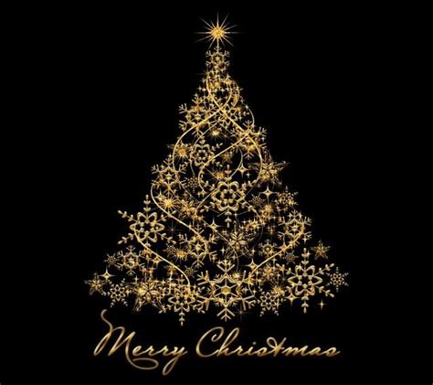 merry christmas wallpaper dark gold tree  images christmas tree wallpaper merry