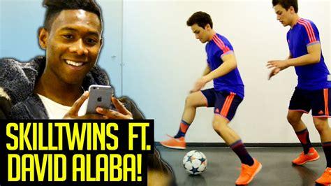skilltwins football tutorial skilltwins ft david alaba effective football skill