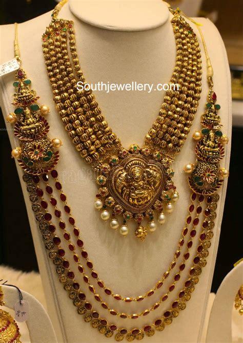 Latest Temple Jewellery Designs   Jewellery Designs