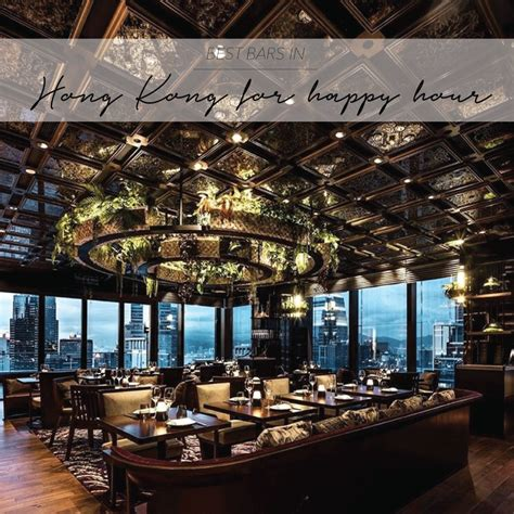 Top Bars In Hong Kong by Best Bars In Hong Kong For Happy Hour The Asia Collective