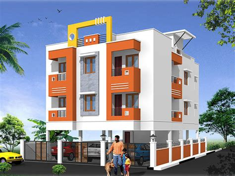 Apartment With A Deepika S Temple View Royal Apartment In Thiruverkadu