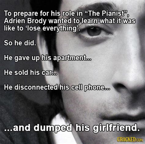Adrien Brody Meme - how adrien brody prepared for his role in the pianist