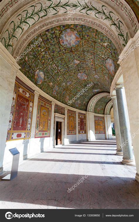 i giardini di villa giulia prezzi galleria di villa giulia a roma foto editoriale stock