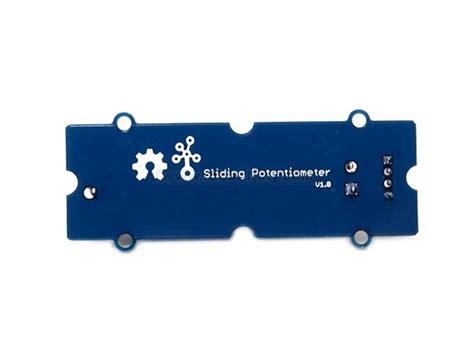 10k variable resistor range grove slide potentiometer from seeed studio for 5 60