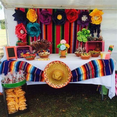 decorar mesa mexicana mesa de postres mexicana decoraci 243 n para eventos 2018