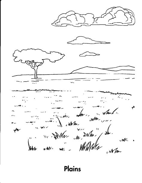 coloring pages of animals in their habitats 37 coloring pages of animals in their habitats