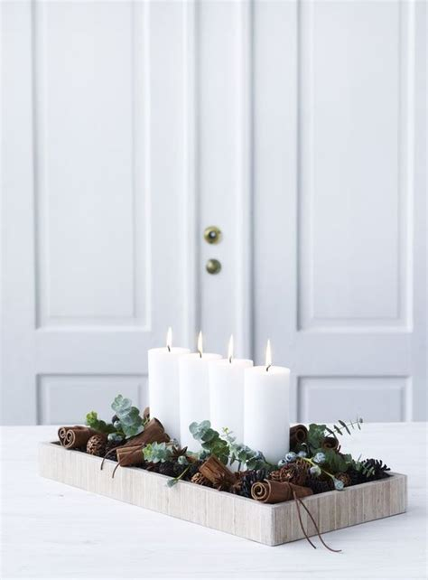 41 chic modern christmas d 233 cor ideas digsdigs