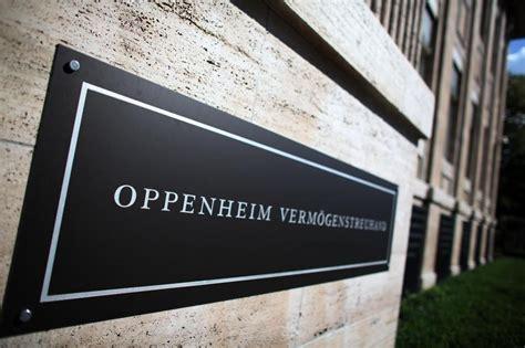 oppenheim bank sal oppenheim banker anw 228 lte sehen sich vor quot falscher