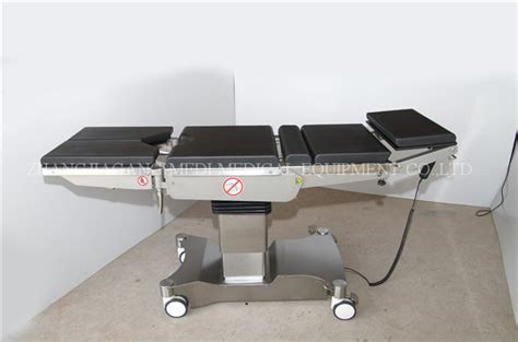 Fluoroscopic Operating Table by Electric General Surgical Operating Tables For Fluoroscopy