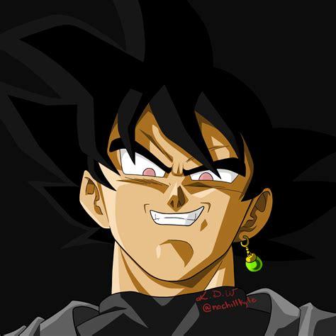 anoboy super dragon ball dragon ball super goku black by nochillkyle on deviantart