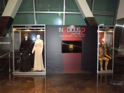 insidious movie props insidious chapter 2 movie costume and prop exhibit
