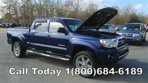 Toyota Tacoma Cab For Sale 2005 Toyota Tacoma Review Prerunner Cab Sr5 For