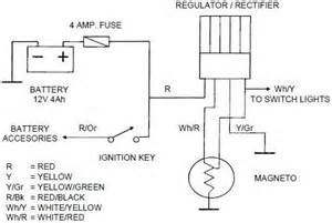 motorcycle battery wiring battery free printable wiring diagrams