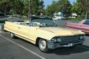 1962 Cadillac Convertible 1962 Cadillac Coupe De Ville Convertible Classic Cars