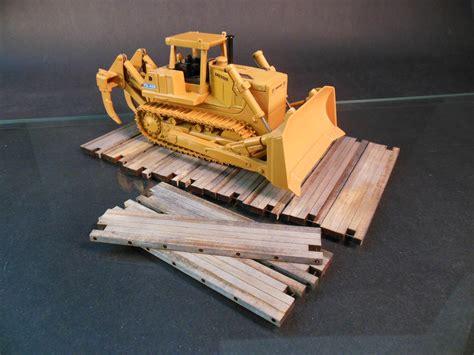 Hardwood Crane Mats by O Scale Hardwood Crane Mats Protoloads