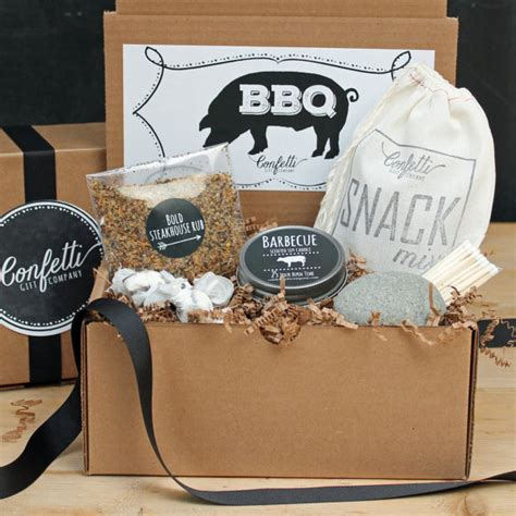 barbecue gift box grilling gift gift by