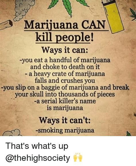 What Can You Eat When Your On A Detox Diet by Marijuana Can Kill Ways It Can You Eat A Handful