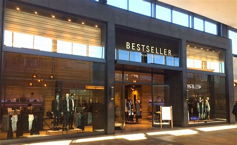 best seller company danish retailer bestseller to enter canada with 5