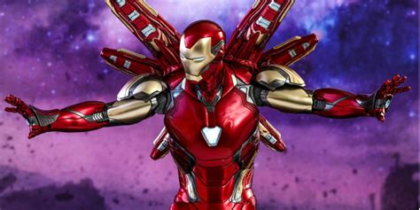 iron mans endgame suit officially revealed