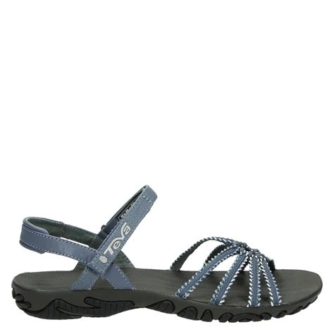 sandal merk conexion uk 36 37 teva sandalen grijs