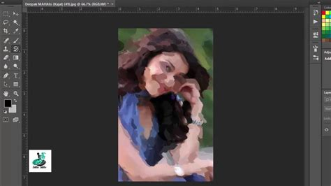 video tutorial youtube photoshop 15 how to use art history brush tool in adobe photoshop