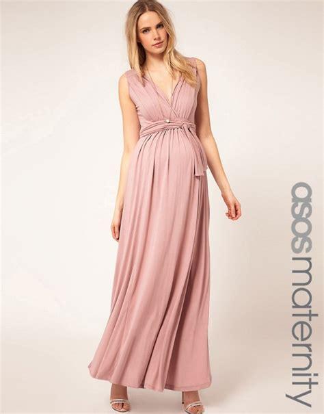 grecian drape dress asos maternity asos maternity exclusive maxi dress with
