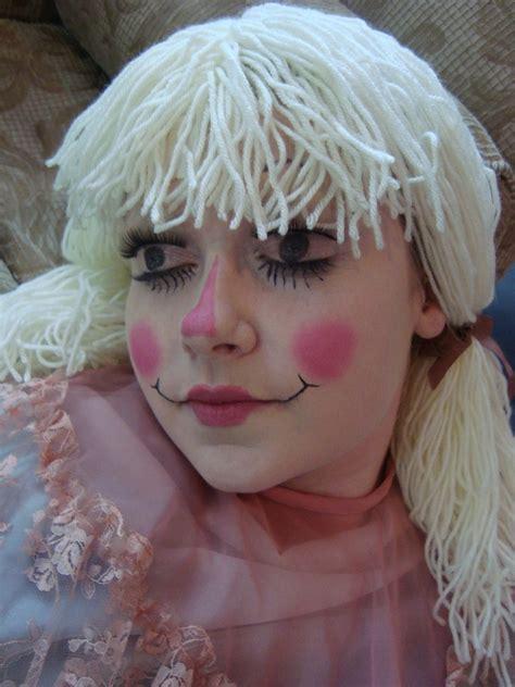 rag doll makeup pin rag doll makeup costume on