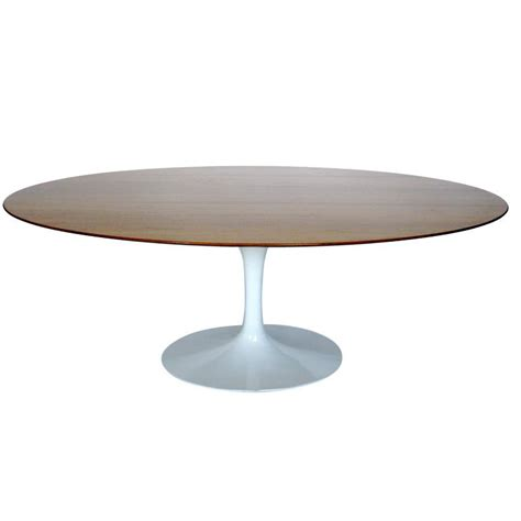 Saarinen Oval Dining Table Saarinen Knoll Vintage Oval Dining Table