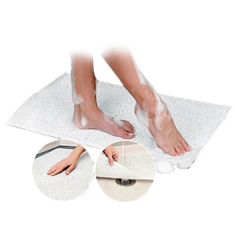 tapis de baignoire anti moisissure tapis de bain antid 233 rapant anti moisissures