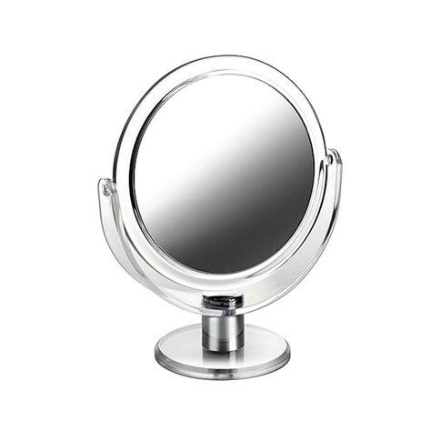 spiegel zum aufstellen kosmetikexpertin de acryl standspiegel kosmetex mit 10