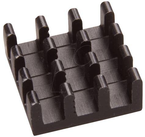 3 X 1w3w Pcb Aluminium Type 3 v ick bga14x14 heat sink for bga 14 x 14 x 6 mm at
