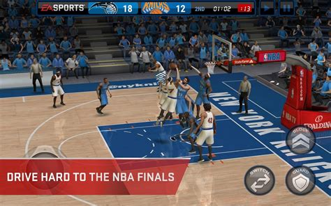 nba live mobile apk v1 2 6 for android apklevel - Nba Live Apk