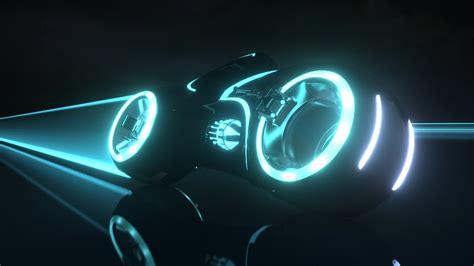 Tron Legacy Motorrad by 3d Blue Version Tron Light Model