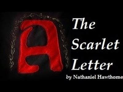 scarlet letter major themes english language and literature the scarlet letter