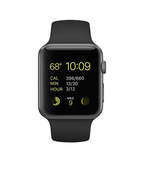 Apple Sport 42mm top 5 of the best ios smartwatch models