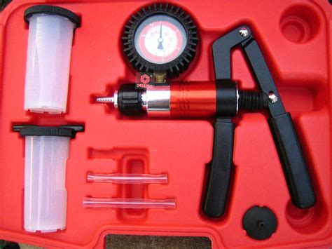 Is There Pressure In A Vacuum Fs2113c Car Diagnostic Tool Vacuum Brake Bleeder Kit